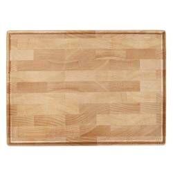ProCook End Grain Chopping Board - 35 x 25cm