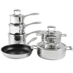 Elite Tri-ply Cookware Set - 6 Piece