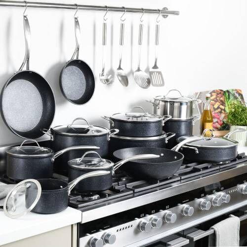 Professional Granite Cookware Set 12 Piece