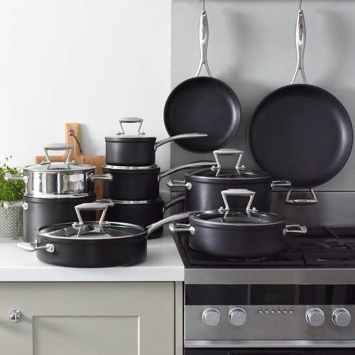 Elite Forged Cookware Set 10 Piece