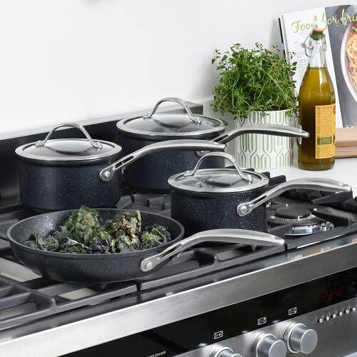 Professional Granite Cookware Set 4 Piece