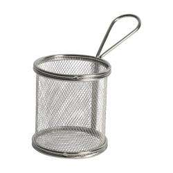 ProCook Stainless Steel Serving Basket - Round