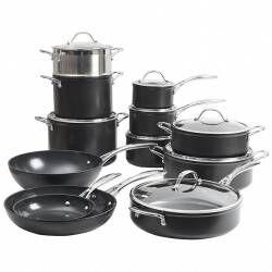 Professional Ceramic Cookware Set - 12 Piece
