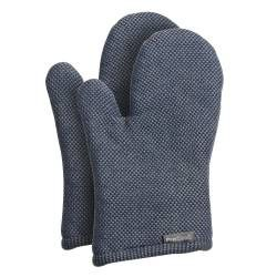 ProCook Oven Glove Pair - Blue Grey