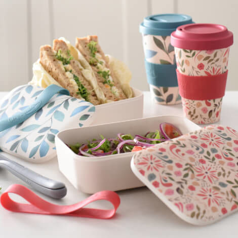 For The perfect sustainable family picnic