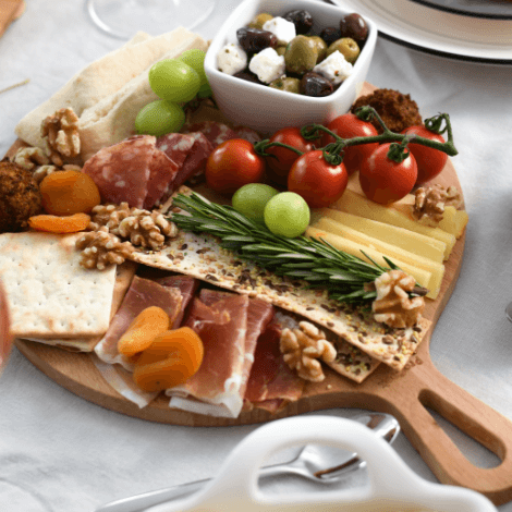 SHARING PLATTERS FOR YOUR SUMMER CELEBRATIONS