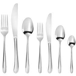 ProCook Berkeley Cutlery Set - 28 Piece - 4 Settings