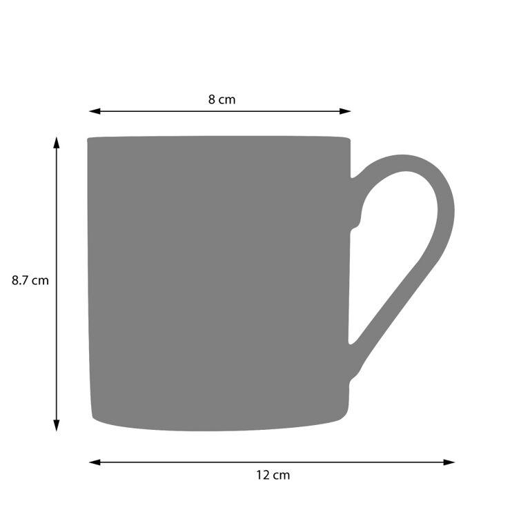 Slogan Mug Turquoise Mugs From Procook