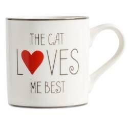 ProCook Slogan Mug - Cat