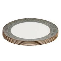 Napa Porcelain Salad Plate - Set of 4 - 23.5cm
