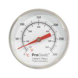 ProCook Instant Read Thermometer - Analogue