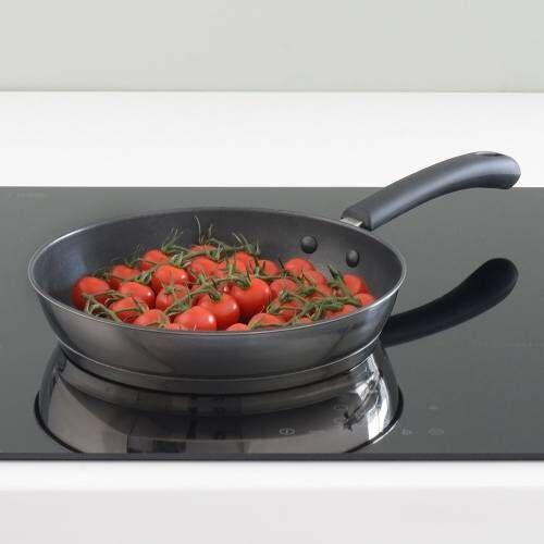 Gourmet Stainless Steel Frying Pan 24cm