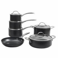 ProCook Professional Ceramic Cookware Set - 6 Piece
