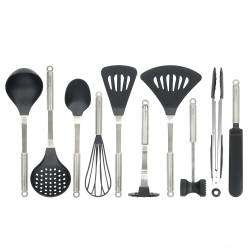 ProCook Nylon Utensils - 10 Piece Set