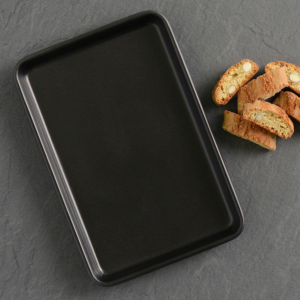 Non Stick Baking Tray 25cm X 17cm X 2 5cm Baking Sheets