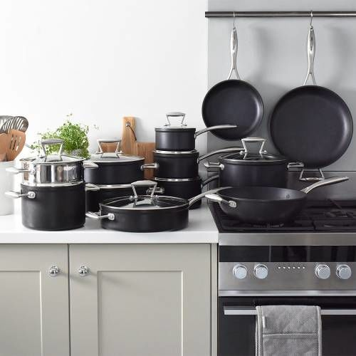 Elite Forged Cookware Set 12 Piece