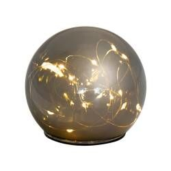 ProCook LED Table Fairy Light - Small Gold Globe