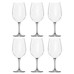 Dartington Crystal Red Wine Glass - Set of 6 450ml