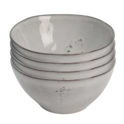 Oslo Stoneware Cereal Bowl - Set of 4 - 15cm