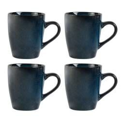 Vaasa Stoneware Mug - Set of 4 - 400ml