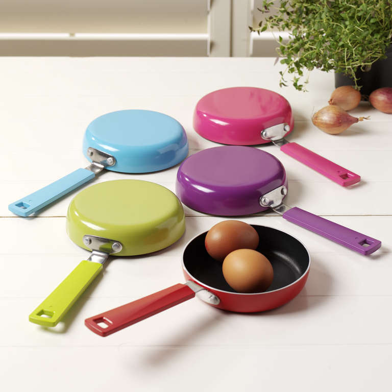 Mini Frying Pan Green Frying Pans And Skillets From Procook