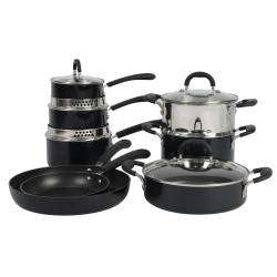 ProCook Gourmet Non-Stick Cookware Set - 8 Piece