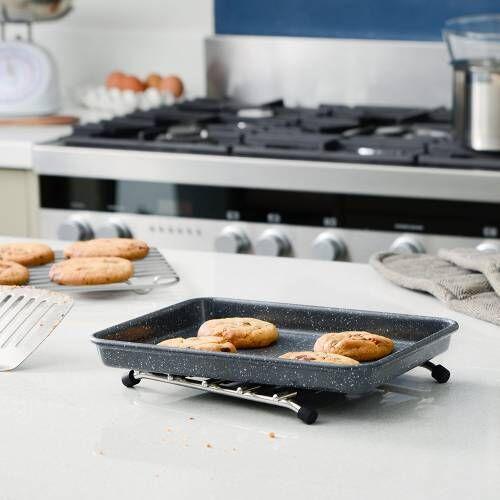 ProCook Non-Stick Granite Baking Tray 26 x 19.5cm