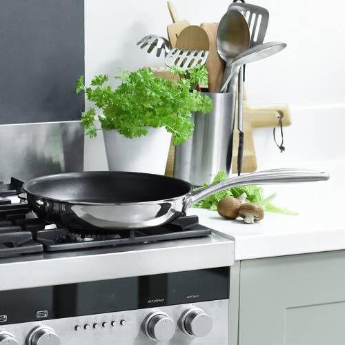 Elite Tri-Ply Frying Pan 26cm