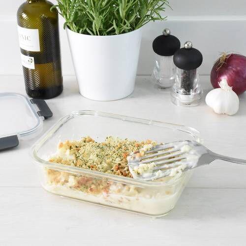ProCook Glass Ovenware Airtight Storage Dish 1.5L