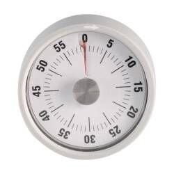 ProCook Mechanical Timer - Round Grey