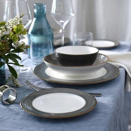 Napa Porcelain Dinner Set 16 Piece - 4 Settings