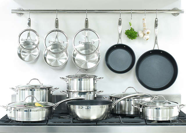 Professional Stainless Steel