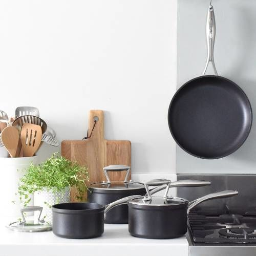 Elite Forged Cookware Set 4 Piece