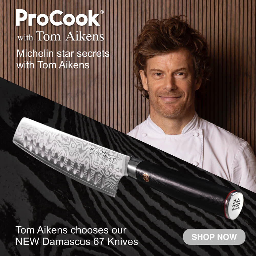 Discover Michelin star secrets with Tom Aikens and ProCook