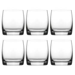 Dartington Crystal Tumbler - Set of 6 290ml
