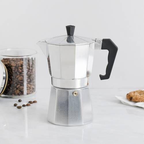 ProCook Stovetop Espresso Maker 6 Cup