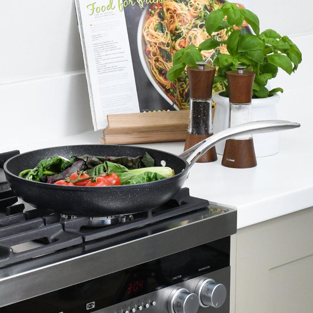 Professional Granite Frying Pan