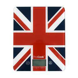 ProCook Glass Digital Scales - Union Jack