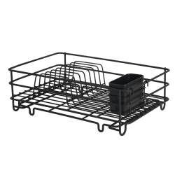 ProCook Wire Dish Drainer - Black
