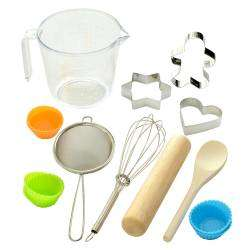 ProCook Childrens Baking Set - 14 Piece
