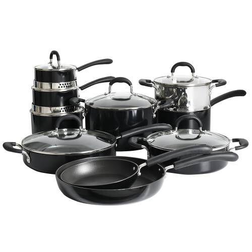 Gourmet Non-Stick Cookware Set 10 Piece
