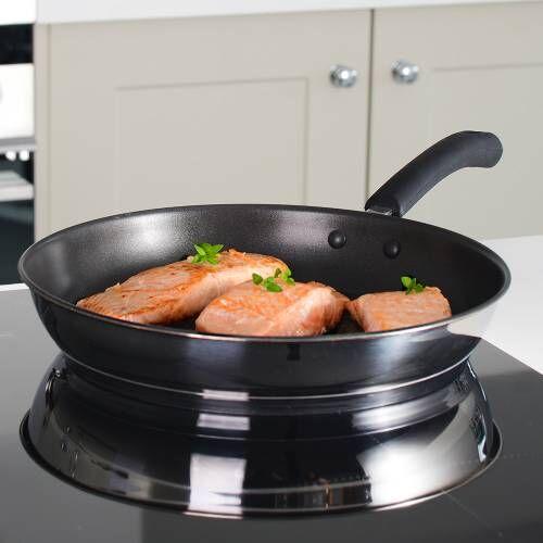 Gourmet Stainless Steel Frying Pan 28cm