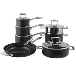 Elite Forged Cookware Set - 8 Piece