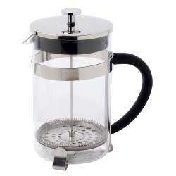 ProCook Glass Cafetiere with Softgrip Handle - 12 Cup / 1.5L