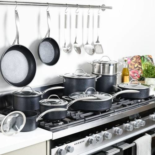 Professional Granite Cookware Set 10 Piece