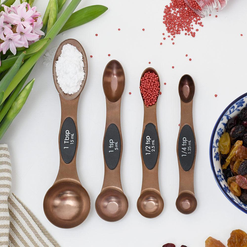 ProCook Copper Measuring Spoons