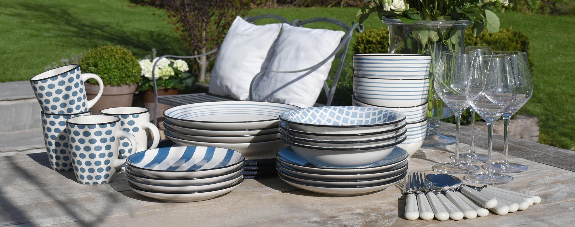 Dartmouth Stoneware Set