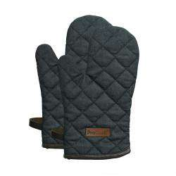 ProCook Oven Glove Pair - Denim