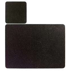 ProCook Placemats and Coasters - Sets of 4 - Granite Effect