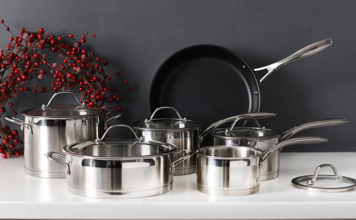 FREE Matching Frying Pan